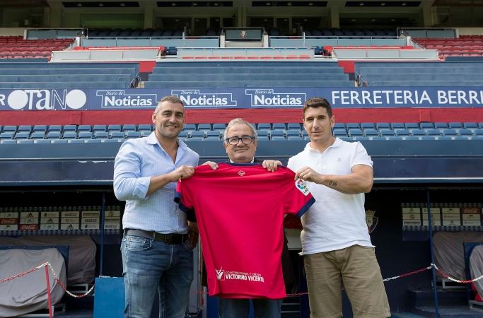 Victorino Vicente - Patrocinador Oficial Osasuna