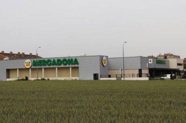 Finalizamos las obras para Mercadona en Barañain (Navarra)
