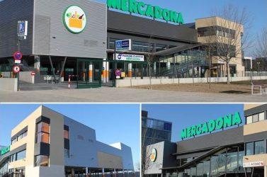Finalizan las obras para Mercadona en Zaragoza