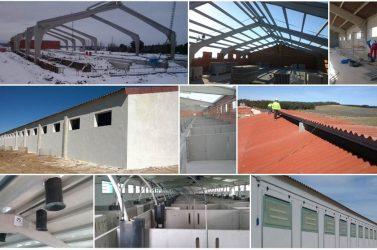 Finalizan las obras para la ampliación de Granja Porcina en Quemada (Burgos)