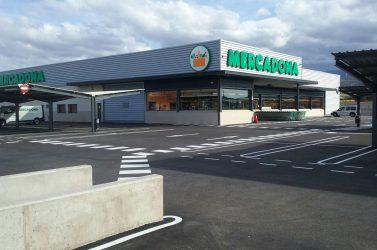 MERCADONA EN TARAZONA (ZARAGOZA)