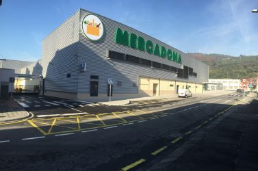 MERCADONA EN BASAURI (VIZCAYA)